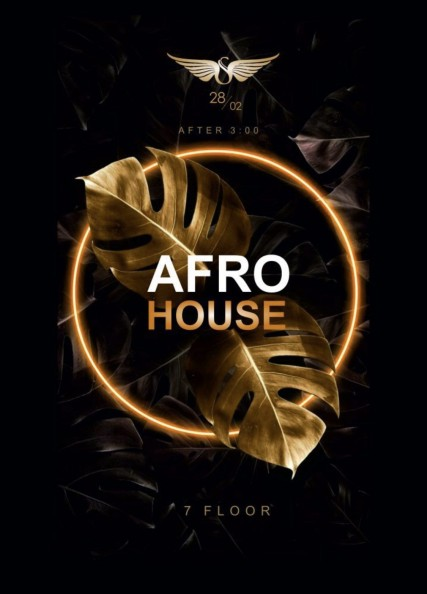 28 feb. Afro House