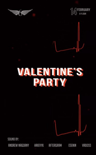 14 feb. Valentines Party